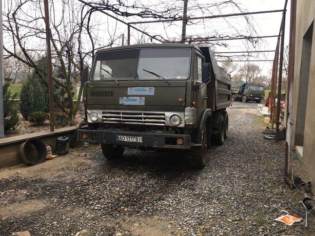 КАМАЗ 5511  Камаз