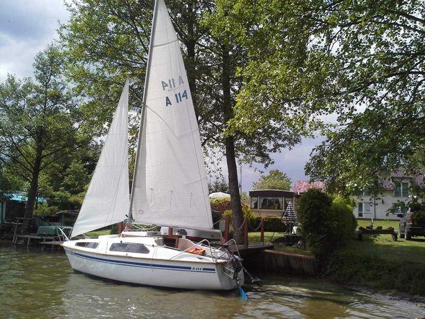 jacht żaglowy FOKA 2