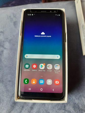 Samsung A8 2018 z roczną gwarancją