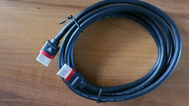 Kabel HDMI 2.1 8K Ultra HD 1,8M 60Hz