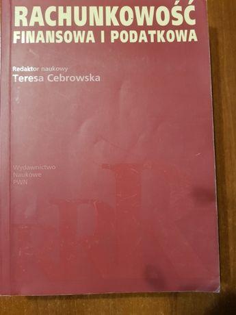 Rachunkowość Finansową i Podatkową T. Cebrowska