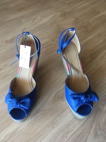 Nowe buty.