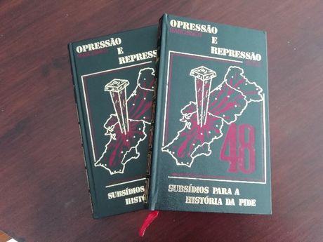 Livro- Opressão e Repressão vol. 1 e 2