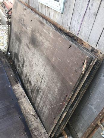 Фанера бакелитовая krone полуприцеп підлога