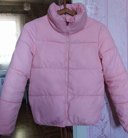 Куртка пуфер осень-зима
