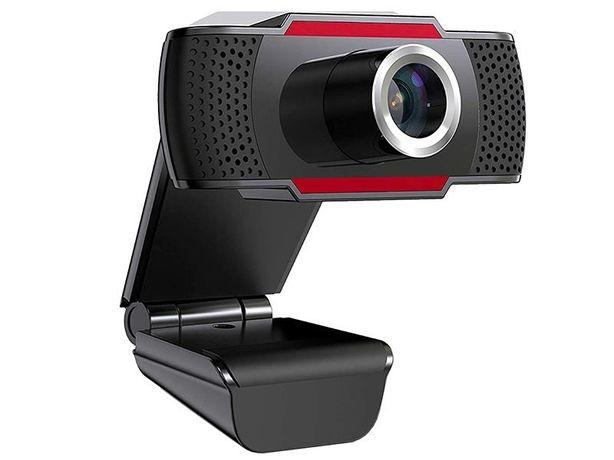 """Kamera internetowa """"od ręki"""" Tracer do nauki zdalnej oraz pracy USB HD"""