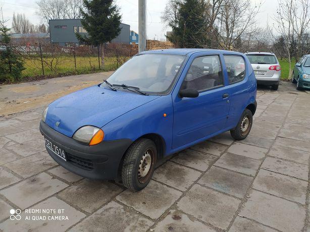 Fiat seicento 0,9 benz 99r