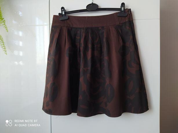 Spódnica Vero moda r. 40 brązowa