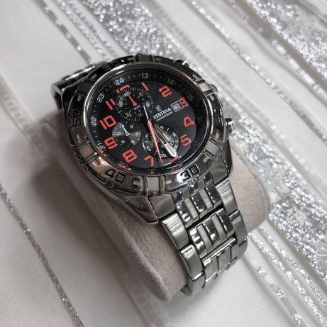 Zegarek festina chronograph