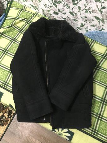 Куртка дубленка  косуха мужская