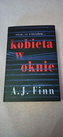 Książka - Kobieta w oknie, A. J. Finn
