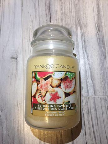 Yankee Candle Christmas Wish