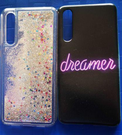 Brokat Liquid glitter etui do Huawei P20 PRO