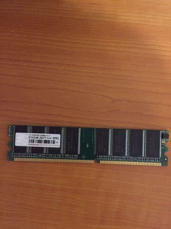 Memoria ram 1G DDR400 DIMM CL3