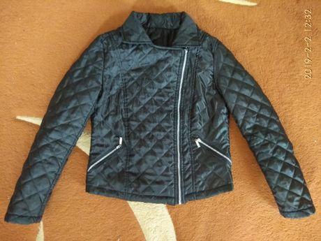 Куртка для девочки, рост 134-140