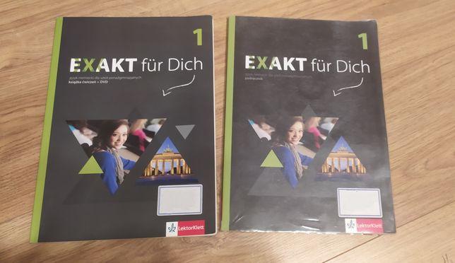 Podręcznik Exakt fur dich 1 Lektor Klett