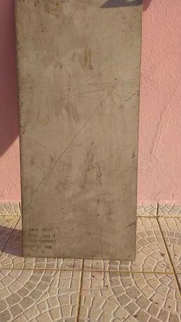 Chapa nova inox 316L 10m/m