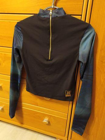 Bluzka sportowa nowy rashguard jess glynne x bench xs