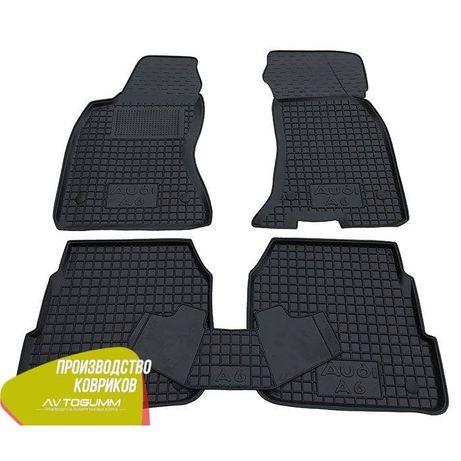 Авто коврики Audi А6 ( C5- C6 ) - Салон и Багажник (Седан/Универсал)