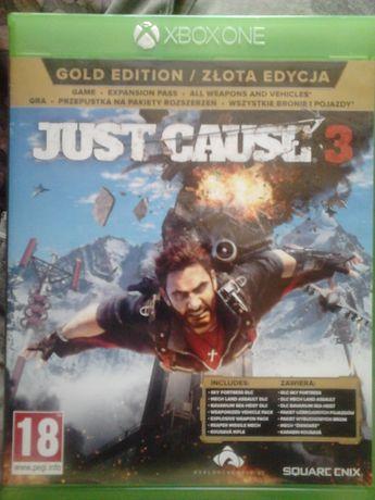Sprzedam/Wymienię Just Cause 3 Złota Edycja PL Xbox One