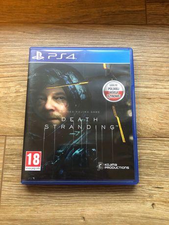 Gra Death Stranding PL PlayStation 4 Ps4 Pro
