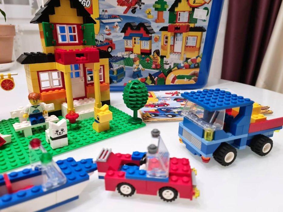 Оригинал Конструктор LEGO Creator Набор кубиков Делюкс (5508) Одесса - изображение 1