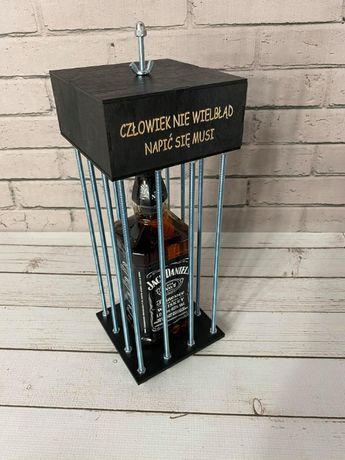 Klatka na alkohol drewniane / metalowe