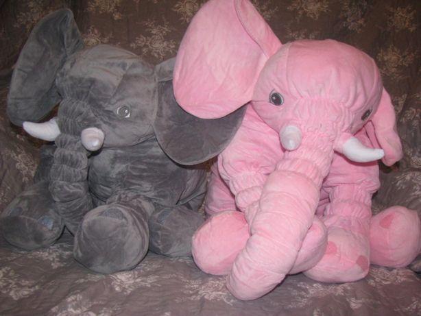 nowa maskotka, przytulanka - poduszka słonik