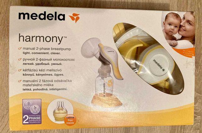 Механічний молоковідсмоктувач Medela Harmony Breast Pump (Manual).