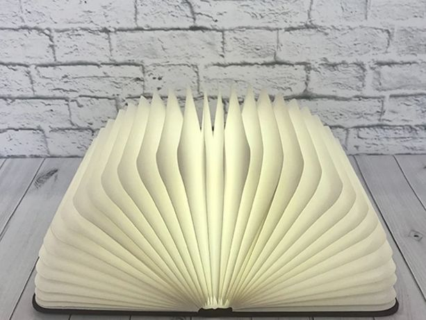 Светильник 3Д Книга Большой