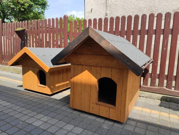 Budy dla psów Owczarek Niemiecki, Podhalański, Bernardyn