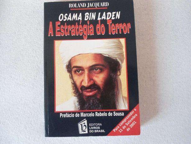 Osama Bin Laden-A Estratégia do Terror de Roland Jacquard