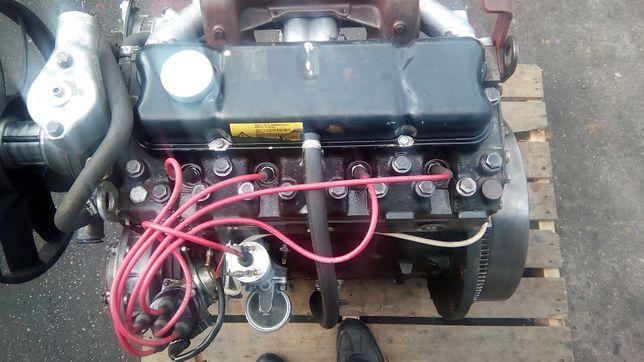 Silnik PERKINS LPG części wózek widłowy LINDE