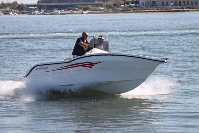 Embarcação nova para Pesca / recreio Levant 560