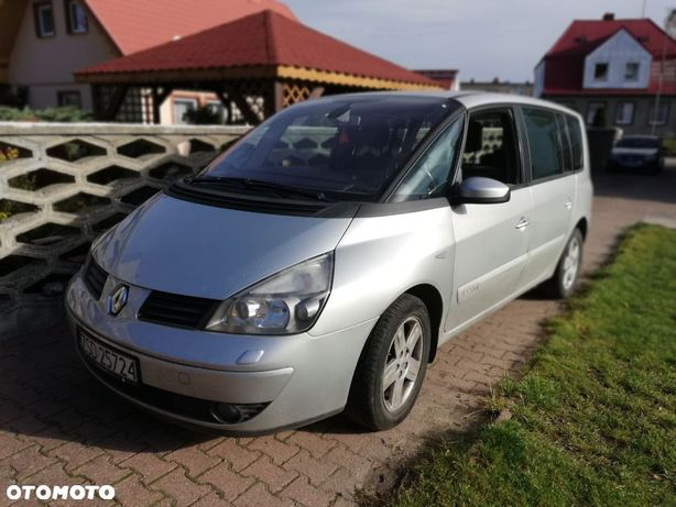 Renault Espace 2,2 TDI, 7osobowy MiniVan