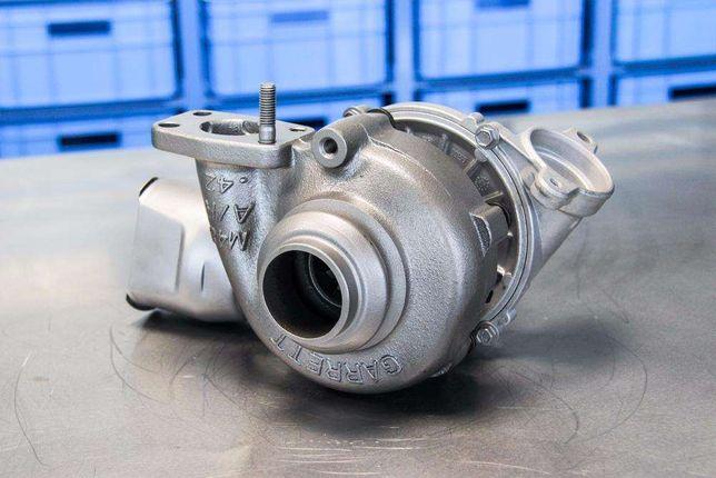 Bmw 320 2.0d E90 E91 Moc 163km Turbosprężarka
