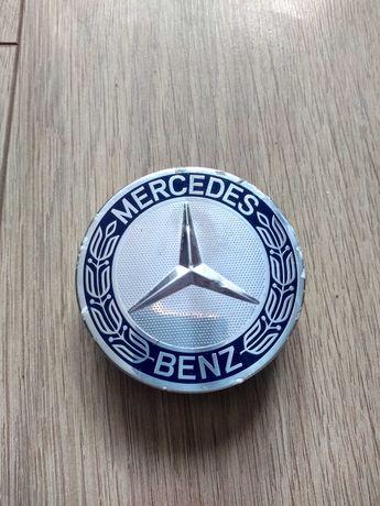 Dekielek zaslepka alufelgi Mercedes 171.400.00.25 Oryginal 75mm x 70mm