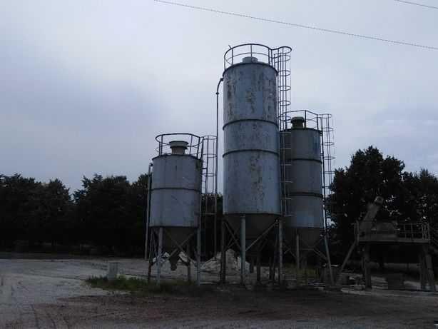 Silosy zbożowe / cementowe