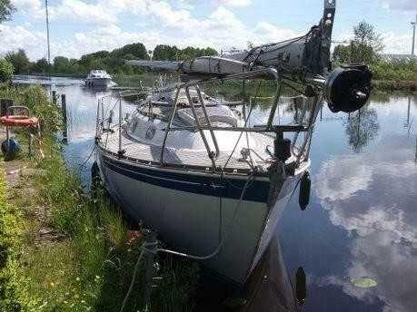 Jacht żaglowy C&C 27