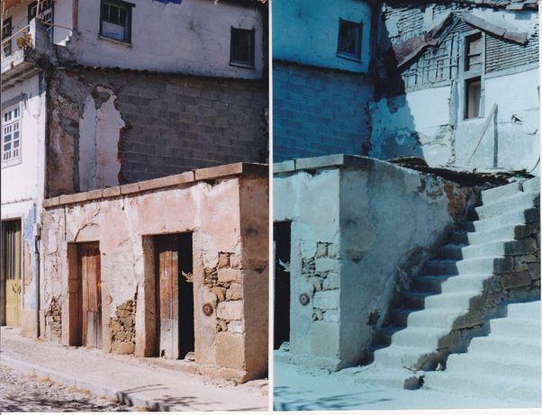 Casa em ruínas p/reconstruir