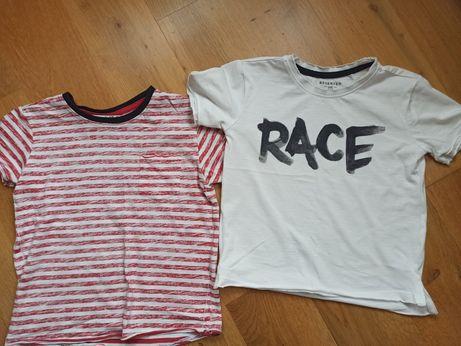 2 szt. T-Shirt chłopięcy 116 Reserved+GRATIS
