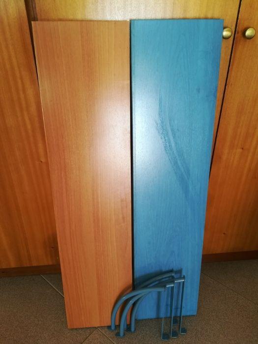Prateleiras de madeira Feitosa - imagem 1