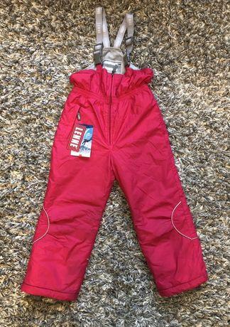 Зимние штаны комбинезон Lenne р. 122+6 см