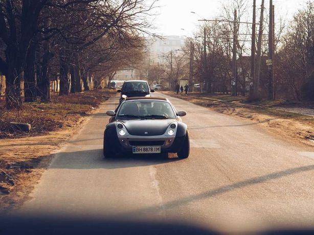 Smart Roadster - 2004, 82 л.с., 114000 км