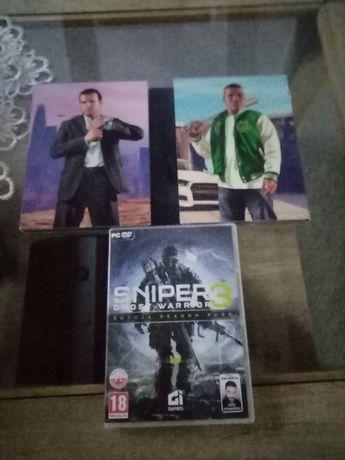 Sprzedam Gry na PC DVD