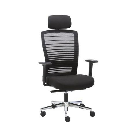 Cadeira Escritório Ergonómica Staples Dream nova