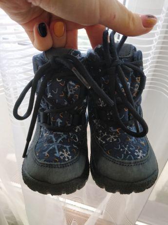 Зимові чобітки на цегейці, 19розм