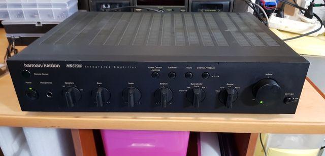 Wzmacniacz stereo Harman Kardon HK6350R z piotem
