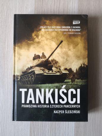 Kacper Śledziński - Tankiści prawdziwa historia czterech pancernych