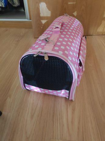 Transportadora para cães/gatos